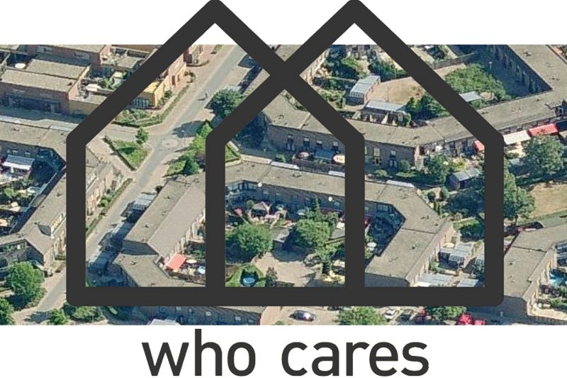 ARCHITECTUURCAFE WHO CARES