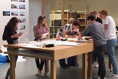 WORKSHOP MAQUETTEBOUW